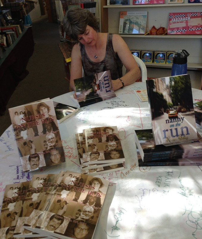 Chapter One Book Store Reading & Signing