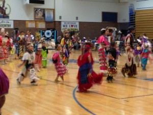 Honoring Our Youth Pow Wow, 2013