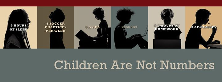Children Are Not Numbers